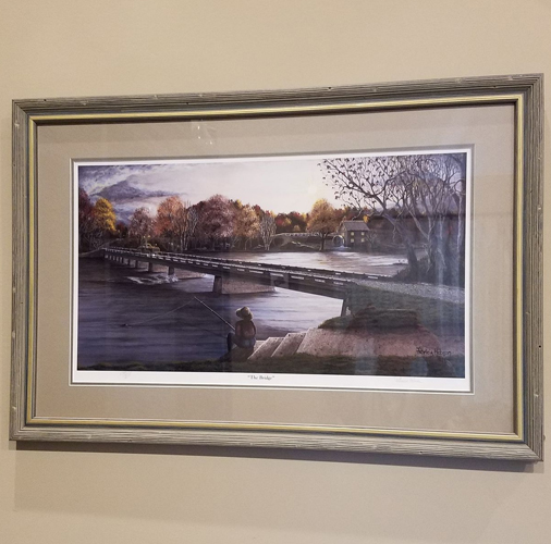 bridge frame sm