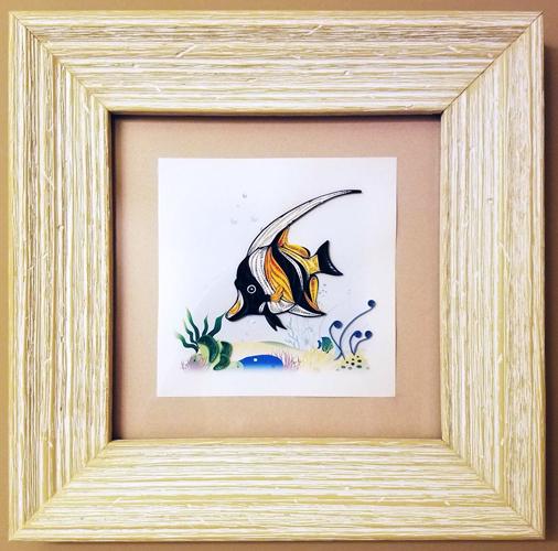 fish frame sm